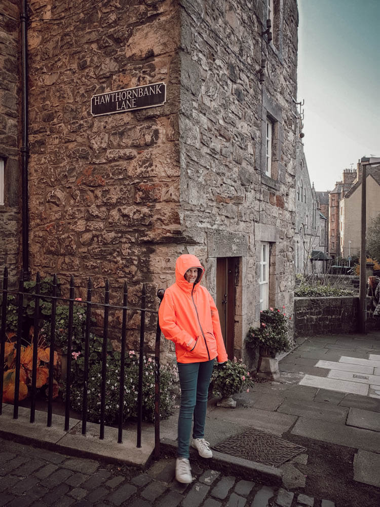 Visiter Édimbourg avec des enfants : Dean Village