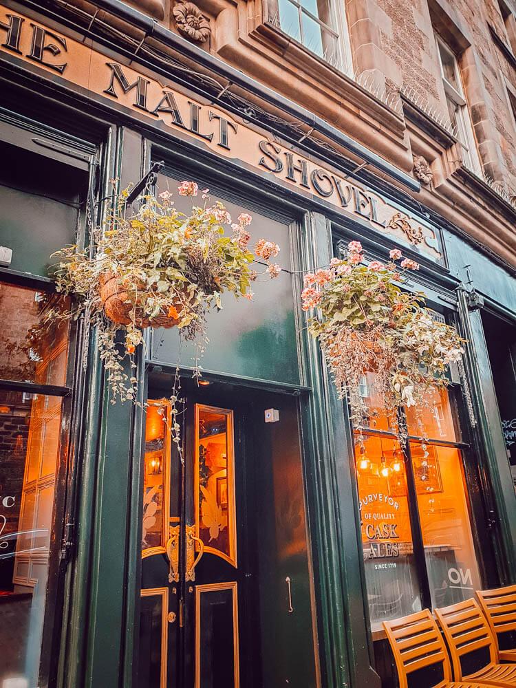 Visiter Édimbourg en famille, Royal Mile