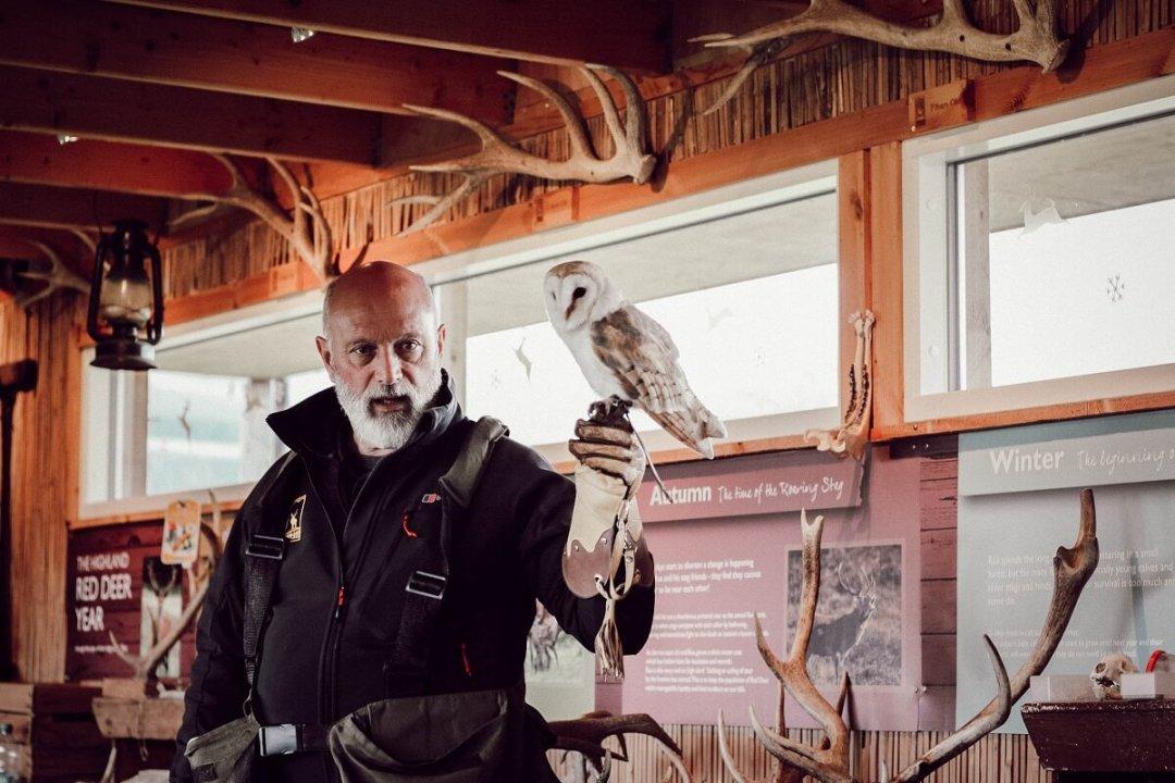 Raodtrip et activités famille en Ecosse : Highland Safaris, dans les Cairngorms