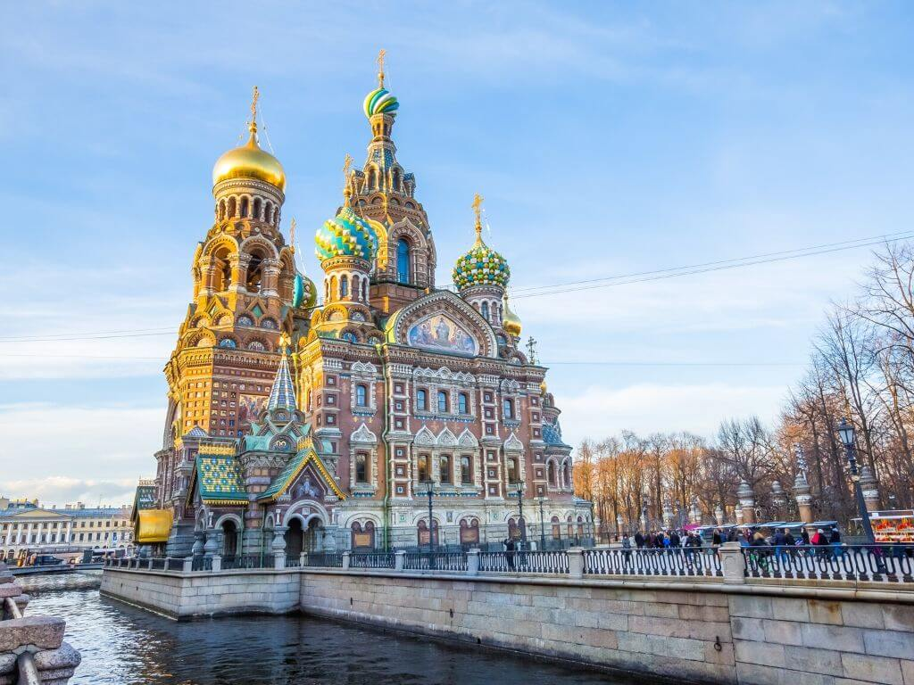 3 choses à faire pendant un voyage en Russie : Saint-Pétersbourg