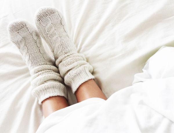 Ma passion pour les chaussettes