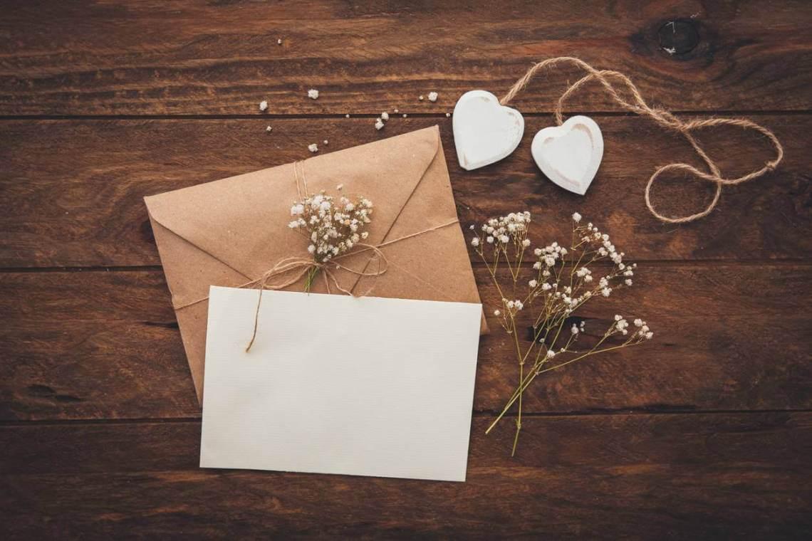Tout savoir sur le faire-part de mariage