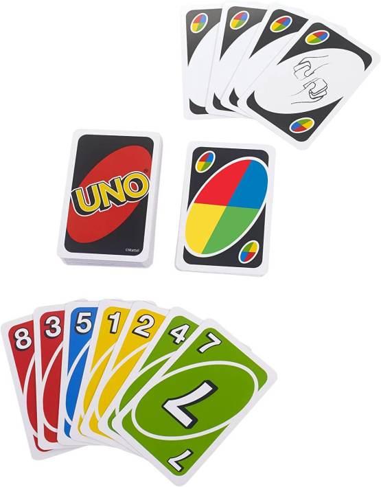 Jouer en famille : le UNO