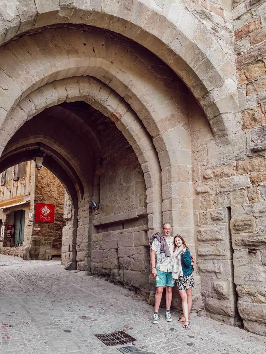Blogtrip famille, la cité de Carcassonne