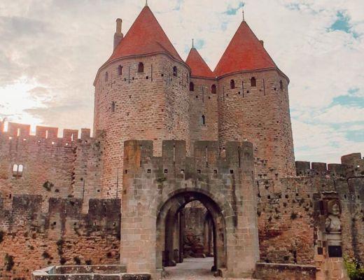 Séjour dans l'Aude en famille ! où dormir ? que visiter autour de Carcassonne ?