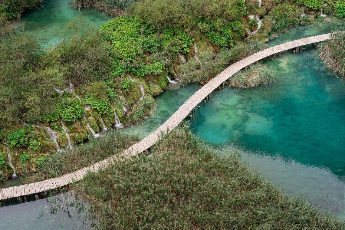 Découvrir le parc national de Plitvice en Croatie