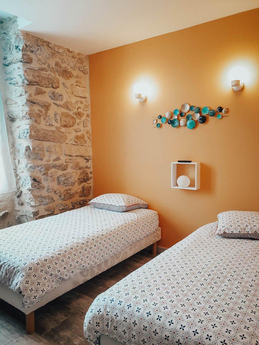 Le charme d'une maison d'hôtes à Quillan, Nostra Demora dans l'Aude