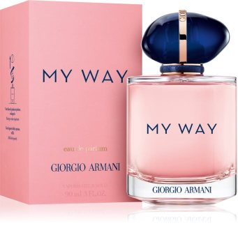 My Way, Armani, parfum de femme à porter cet automne