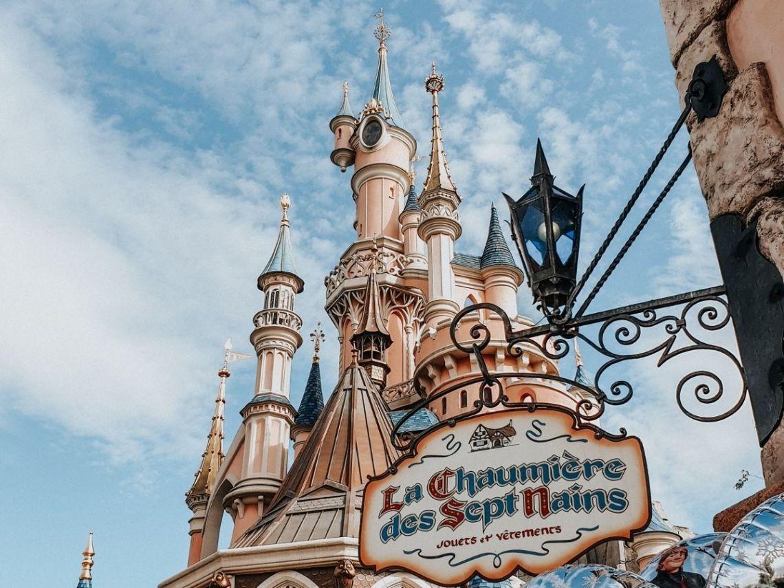 Venir à Disneyland Paris avec le covis pour Halloween 2020