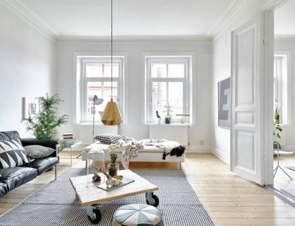 Embellir son intérieur en posant du parquet au sol