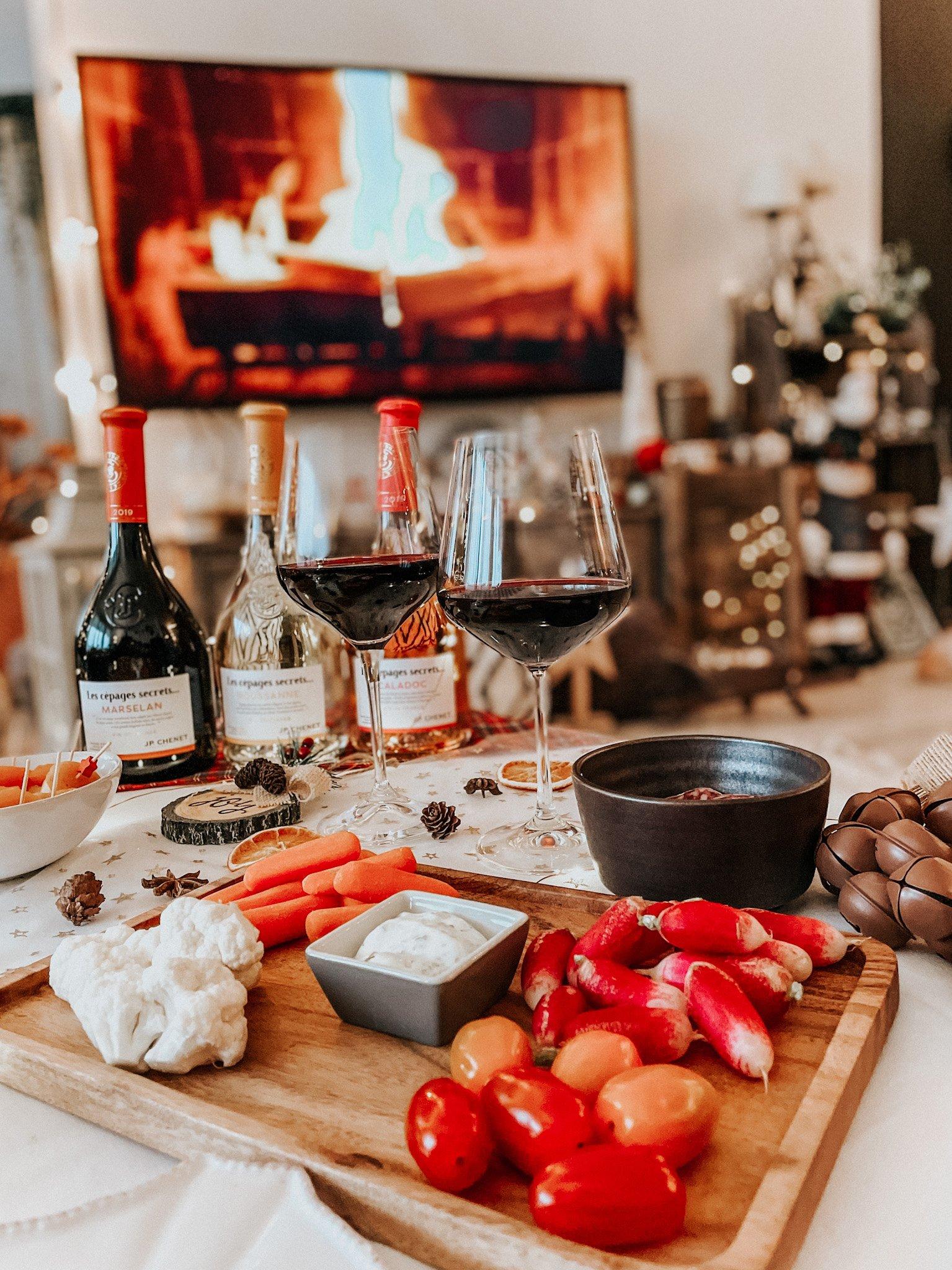 Un repas simple et gourmand pour le 31 décembre
