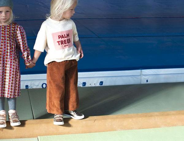 Tendance sneakers enfants pour le printemps