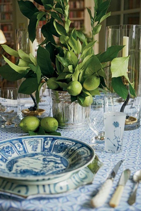 Quelques jolies tables dressées