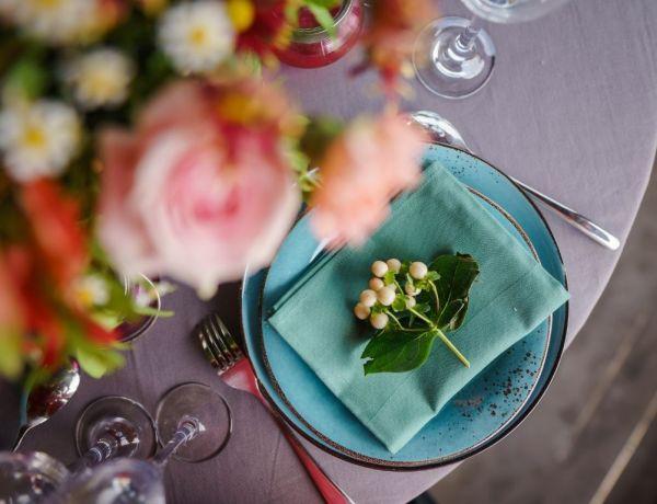 3 bons conseils pour dresser une belle table