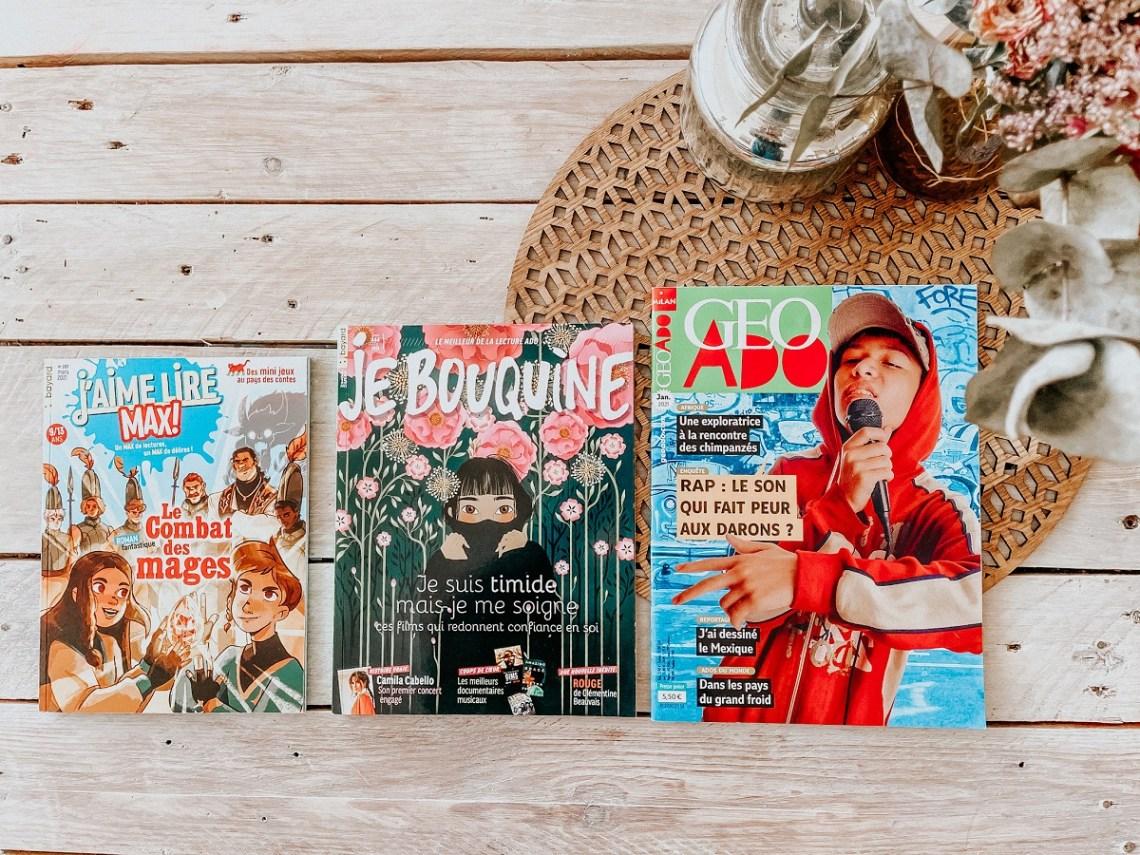 Comment choisir un magazine pour un ado ?