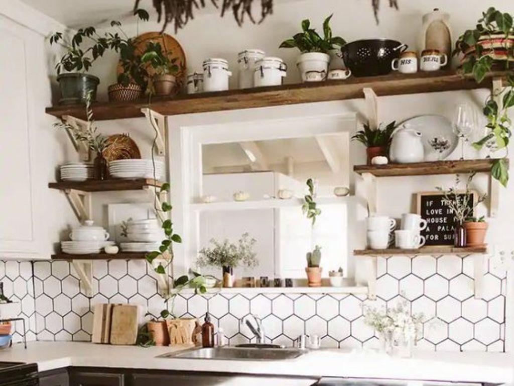 Inspiration nature dans la décoration de la cuisine