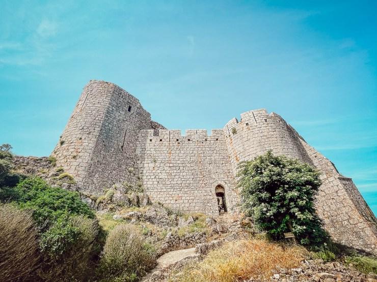 Visiter le château de Peyrepertuse, dans l'Aude