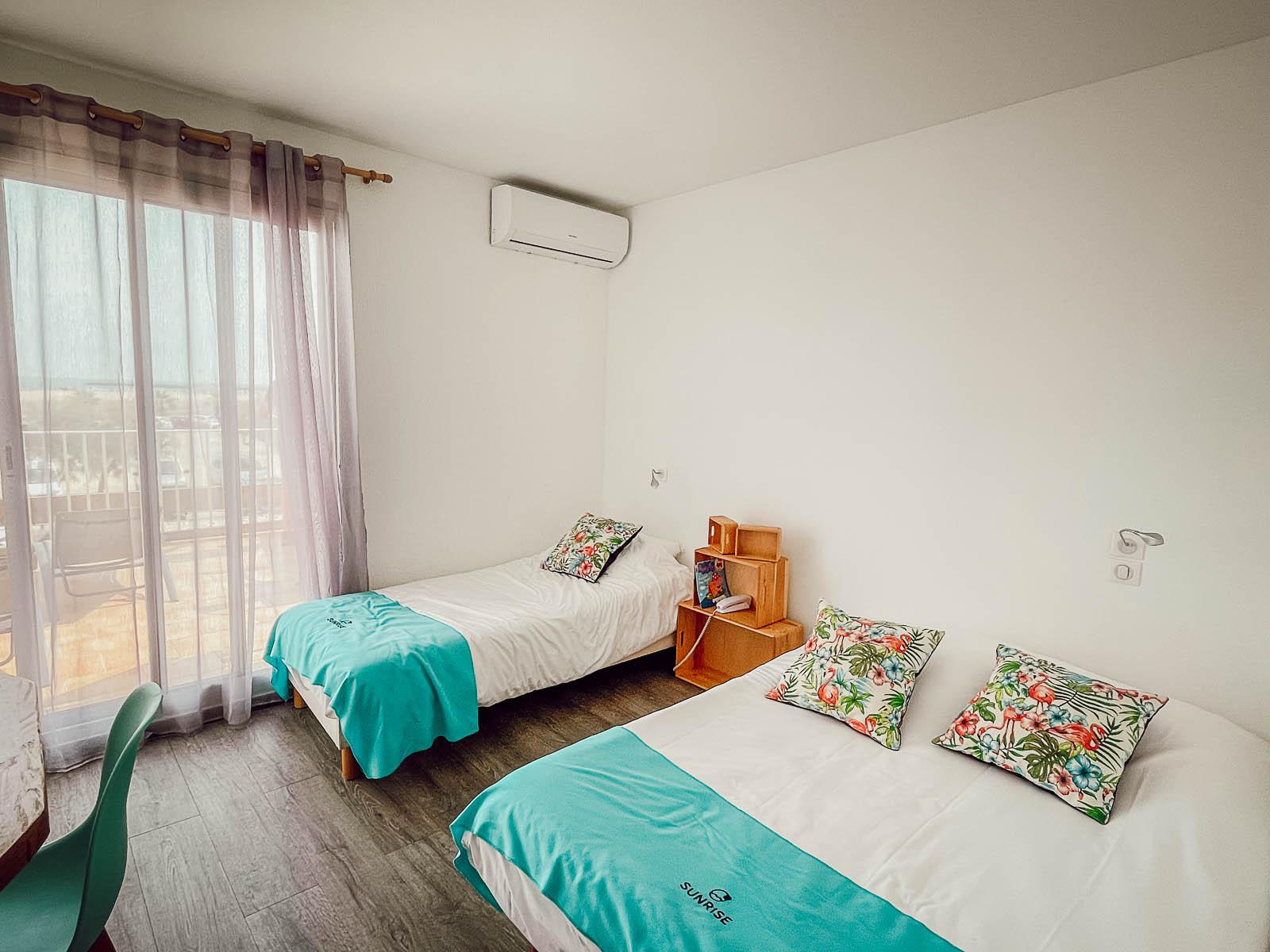 Où dormir à Gruissan : Sunrise Beach Hôtel