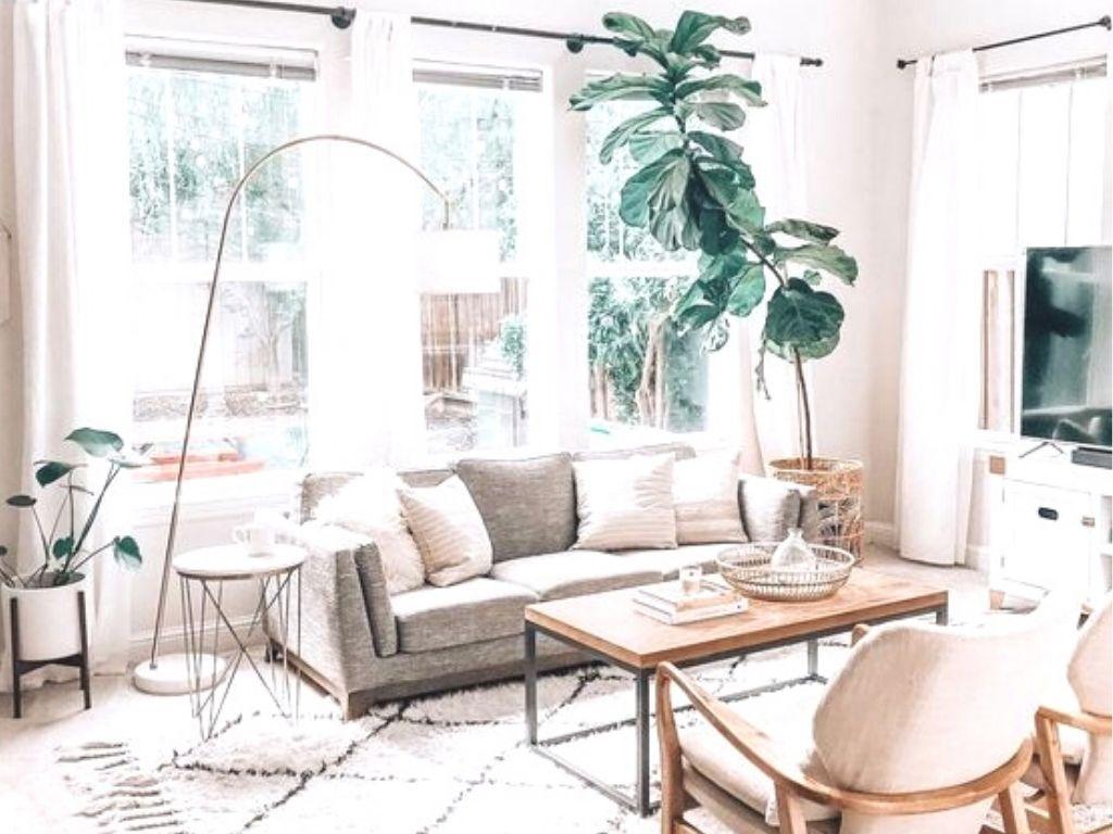 Comment utiliser le blanc dans la déco de votre salon pour une ambiance chaleureuse ?