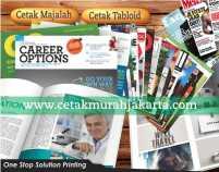 Cetak Majalah Murah | Cetak Tabloid | Tempat Pembuatan Majalah