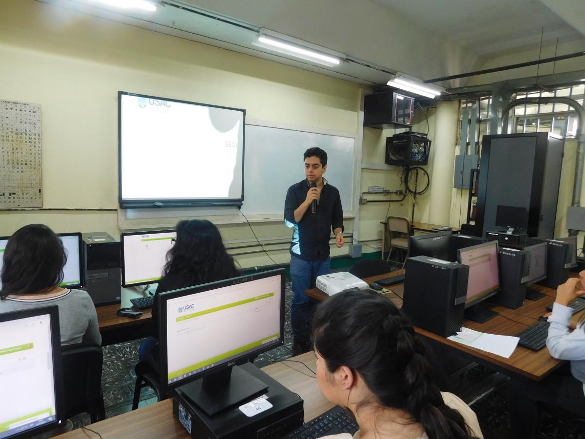 Tercera prueba específica de biología FAUSAC 2018