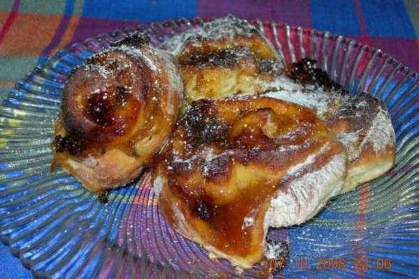 Dalle creazioni di mamma Roby :Roselline alla marmellata di albicocche