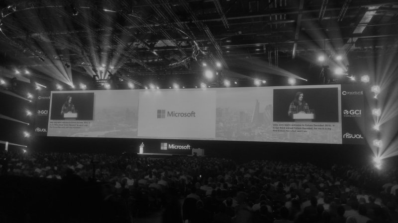 Future Decoded – The Microsoft Security Story