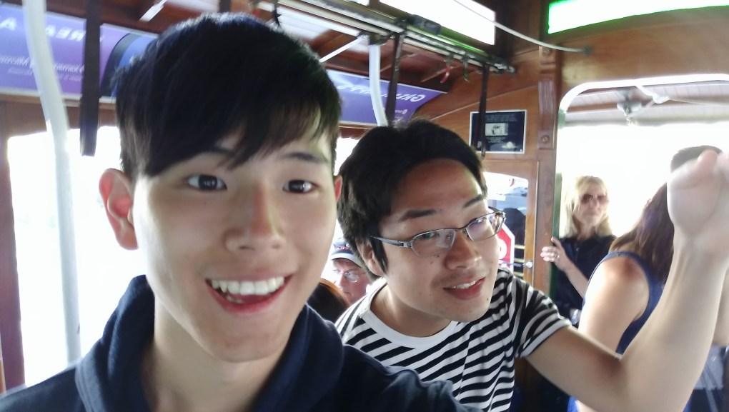 Jeff and Masa