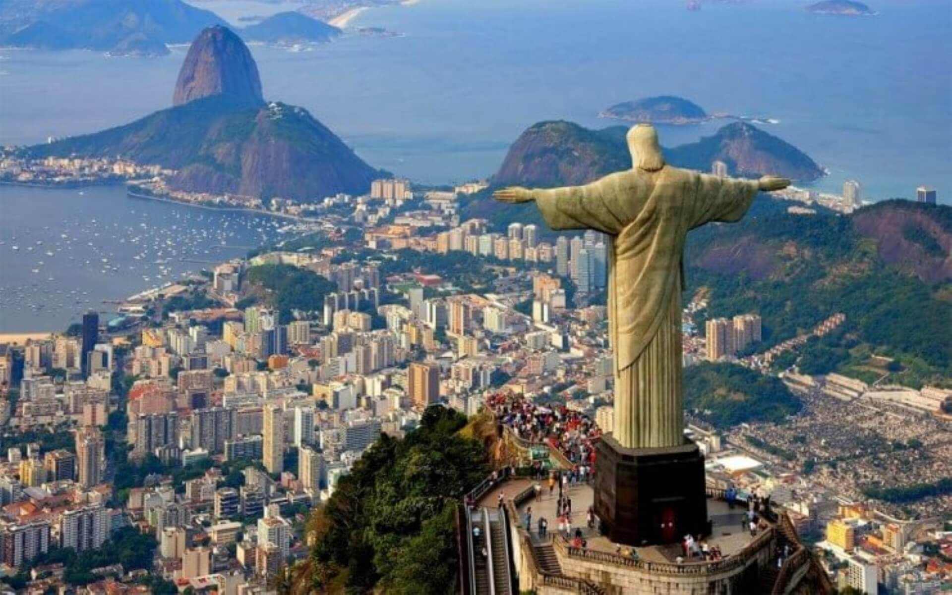 brazil Christ x