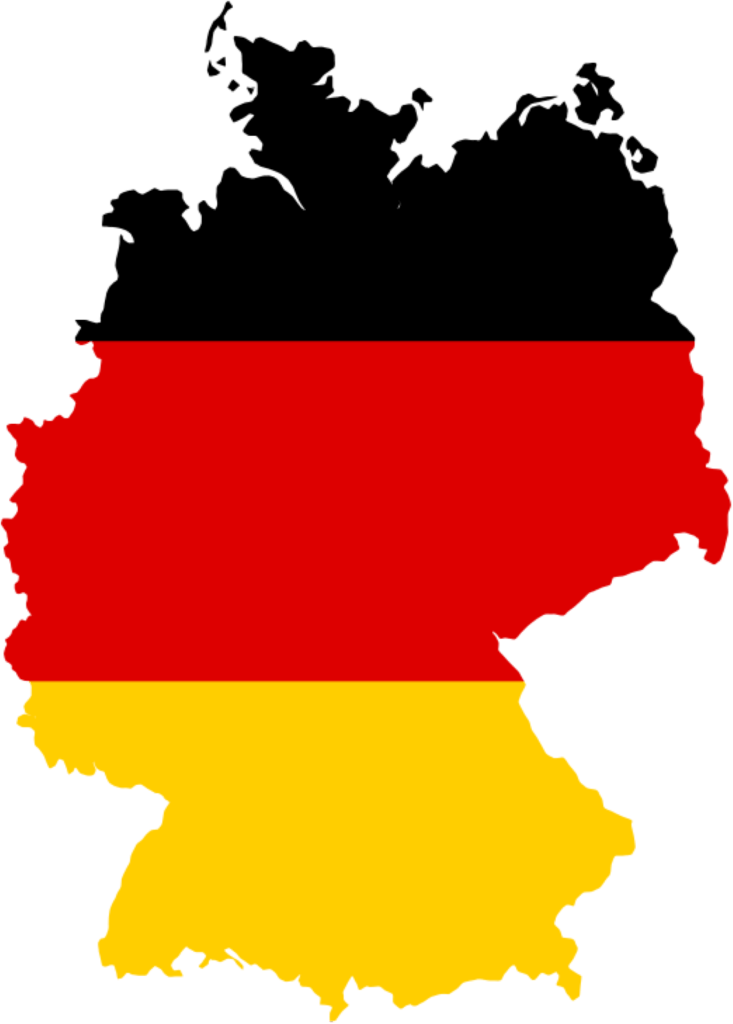 germany Germany Flag Map