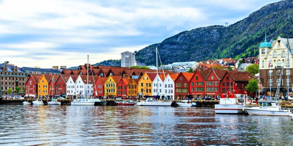 norway Cityscape Norway slider