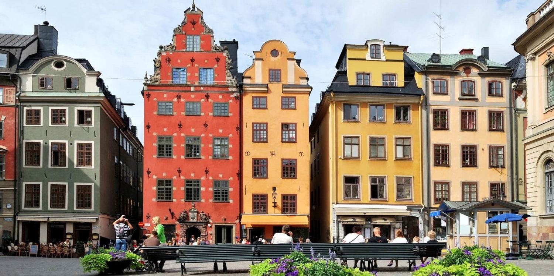 sweden Stockholm slider