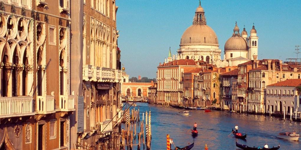 Grand Cancal, Venice, Italy