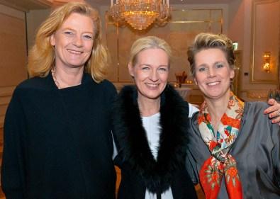 Anke Fischer, Sabine Menges-Rosowski und Natalie Kowalke