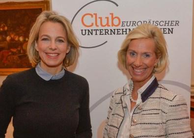 Julia Jäkel und Kristina Tröger