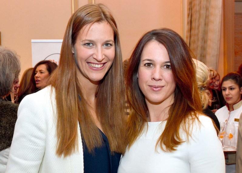 Nadine Geigle und Annette Kneissler