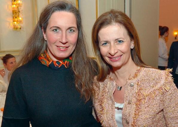 Nicole Unger und Christa Wünsche