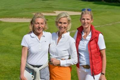 Nathaly Spilker, Kristina Tröger, Kirsten Dahler
