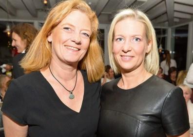 Anke Fischer und Kerstin Appel