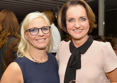 Tanja Mackensen und Anita Freitag-Meyer