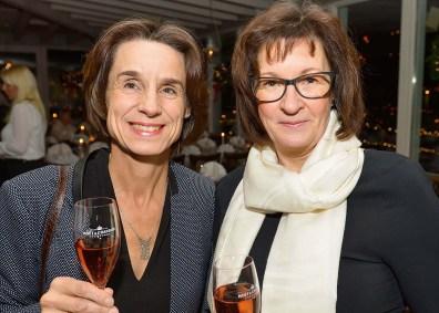 Ulrike Krause und Andrea Tammling