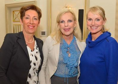 Birgit Engeland, Susanne Korden und Dr. Kathrin Peters