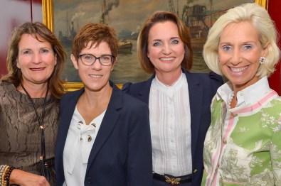 Christiane Goetz-Weimer Weimer Media Group, Annegret Kramp-Karrenbauer, Anita Freitag-Meyer Verdener Keks- und Waffelfabrik, Kristina Tröger