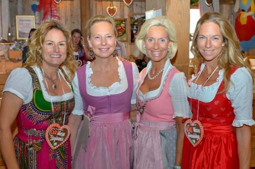 Stefanie Schulze smilecare, Stephanie Kuffler Weinzelt, Kristina Tröger Präsidentin CeU, Gwendolyn Frfr. von Beck-Peccoz Brauerei Kühbach