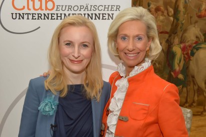 Dr. Anne Fleck Kristina Tröger Präsidentin