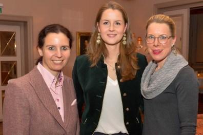 Marina Tcharnetsky Cebcon Tech., Larissa von Wedekind, Marina von Jeinsen Hof Buddenberg