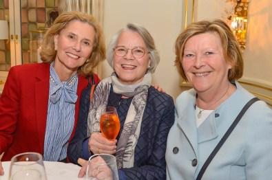 Dr. Petra Wittleder Nordland Immobilien, Karin Martin Freunde Ballettzentrum, Ellen Lippe Consulting