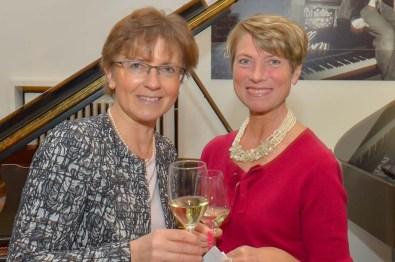 Halina Dettmann und Grazyna Stec, beide Maria Shipping