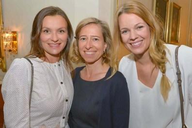 Dr. Fabienne Diekmann Diekmann RAe, Silke Lange Euroshell, Jessica Hoyer Bynacht