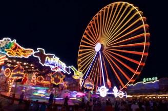 Das Riesenrad am Pützchensmarkt